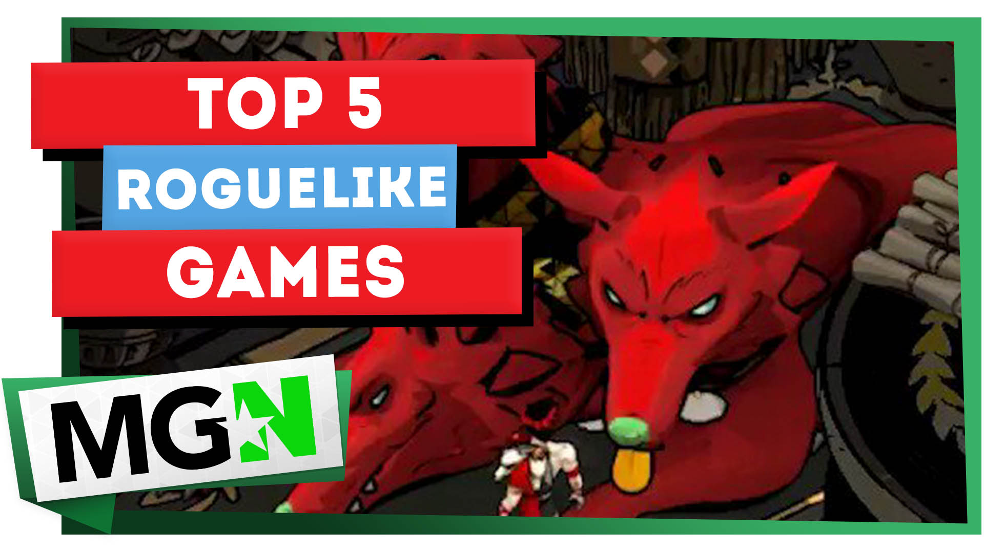 top 5 roguelike games