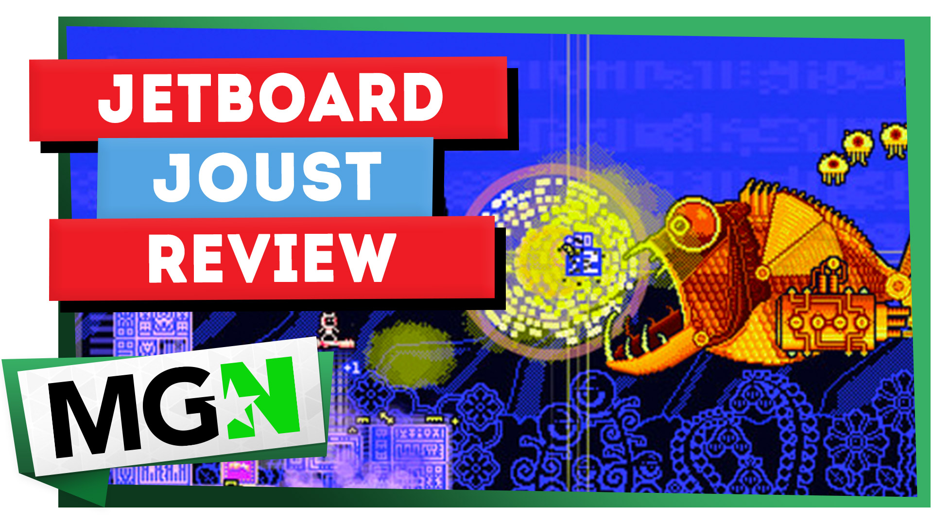 Jetboard Joust Review