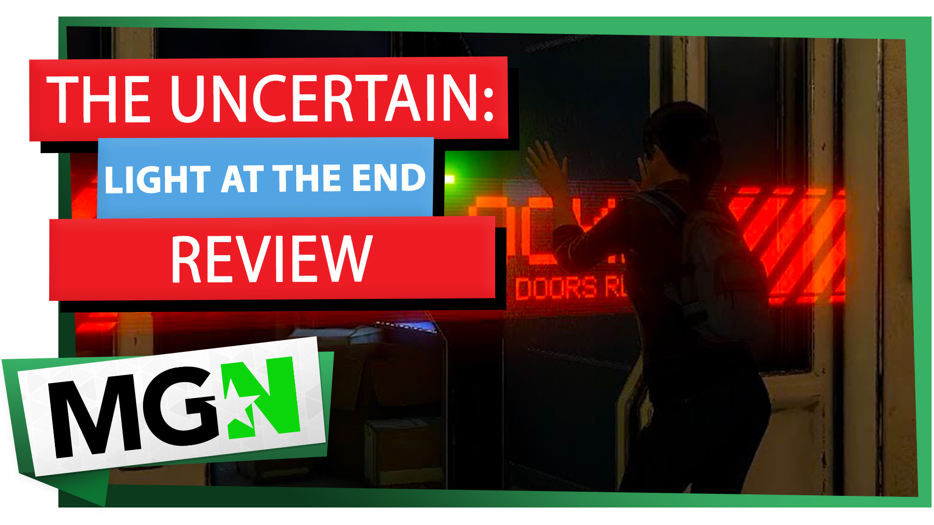The Uncertain Light at the end review