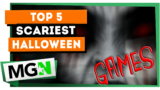 Top 5 scariest Halloween games
