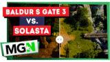 Baldur's Gate 3 vs. Solasta