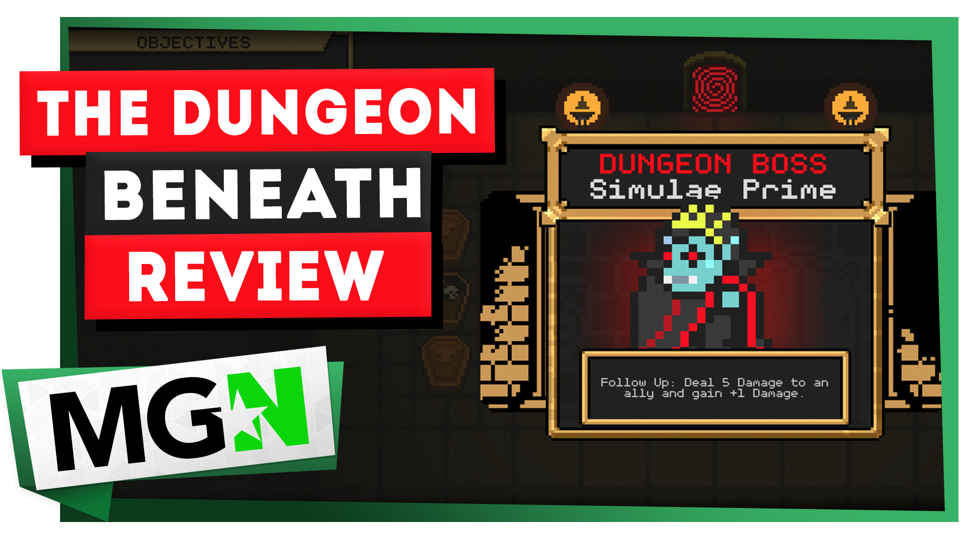 The Dungeon Beneath - Review