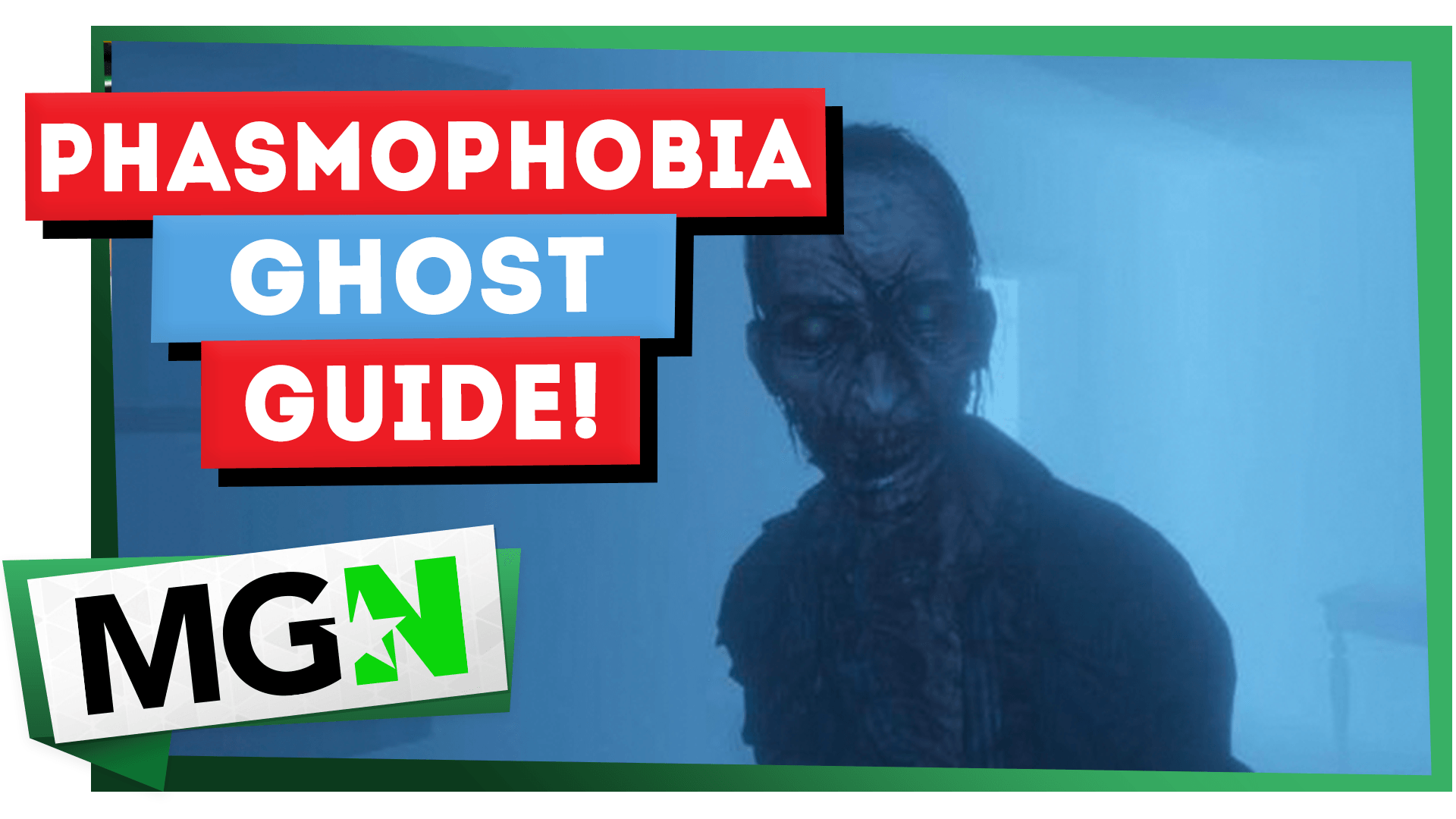phasmophobia ghost guide