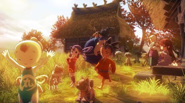 sakuna gameplay