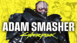 Cyberpunk 2077: How to get Adam Smashers secret room and legendary – Cyberpunk Secrets – Ba Xing Chong