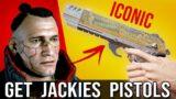 GET JACKIE'S GUN in Cyberpunk 2077 – Iconic Pistol Weapon Location!