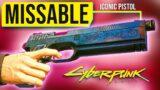 Cyberpunk 2077 – MISSABLE Iconic Pistol Weapon Location (Kongou Legendary Pistol Early)