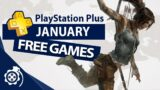 PlayStation Plus (PS4 and PS5) January 2021 (PS+)