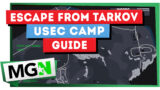 USEC CAMP + PRAPOR'S CONVOY GUIDE! .12.9 TASK! (Escape from Tarkov)