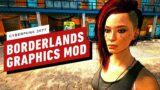 "Cyberpunk 2077 – How to make Cyberpunk 2077 ""Cel-Shaded"" – Look like Borderlands (Mod)"