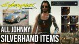 Cyberpunk 2077 – Breathtaking trophy – All Johnny Silverhand Items Locations