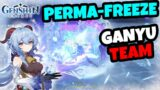 GANYU – BROKEN –  PERMA FREEZE TEAM – the NEW Broken COMP [Genshin Impact]