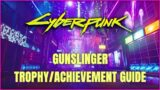 Cyberpunk 2077 – Gunslinger Achievement