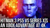 Hitman 3 – PS 5 vs. Xbox Series X – 4K Comparison