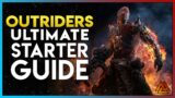 OUTRIDERS – EVERYTHING YOU NEED TO KNOW BEFORE LAUNCH!