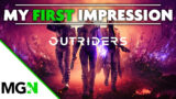 Outriders Demo – First Impressions