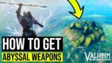 Valheim Tips: Harpoon Spear & Abyssal Dagger Guide