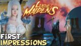 League of Maidens – Is It Worth Playing?