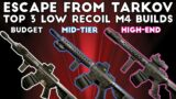 Escape From Tarkov – Top 3 Low Recoil M4A1 Builds – Patch 12.9