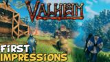 Valheim First Impressions – Is It Worth Playing?