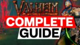 Valheim – All Bosses and Materials – Full Guide