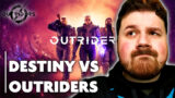 Outriders vs Destiny 2 – First Impressions