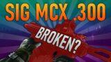 Escape from Tarkov – Lowest Recoil SIG MCX – .300 Blackout Breakdown
