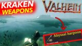 Valheim – Sea Serpent | Kraken – Guide