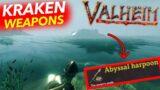Valheim – Sea Serpent   Kraken – Guide