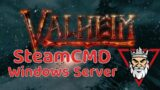 Valheim – How To Create A Dedicated Server For Windows Using Steam CMD
