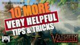 Valheim – 10 Really Useful Tips & Tricks – Hidden Treasure, Free Stone.