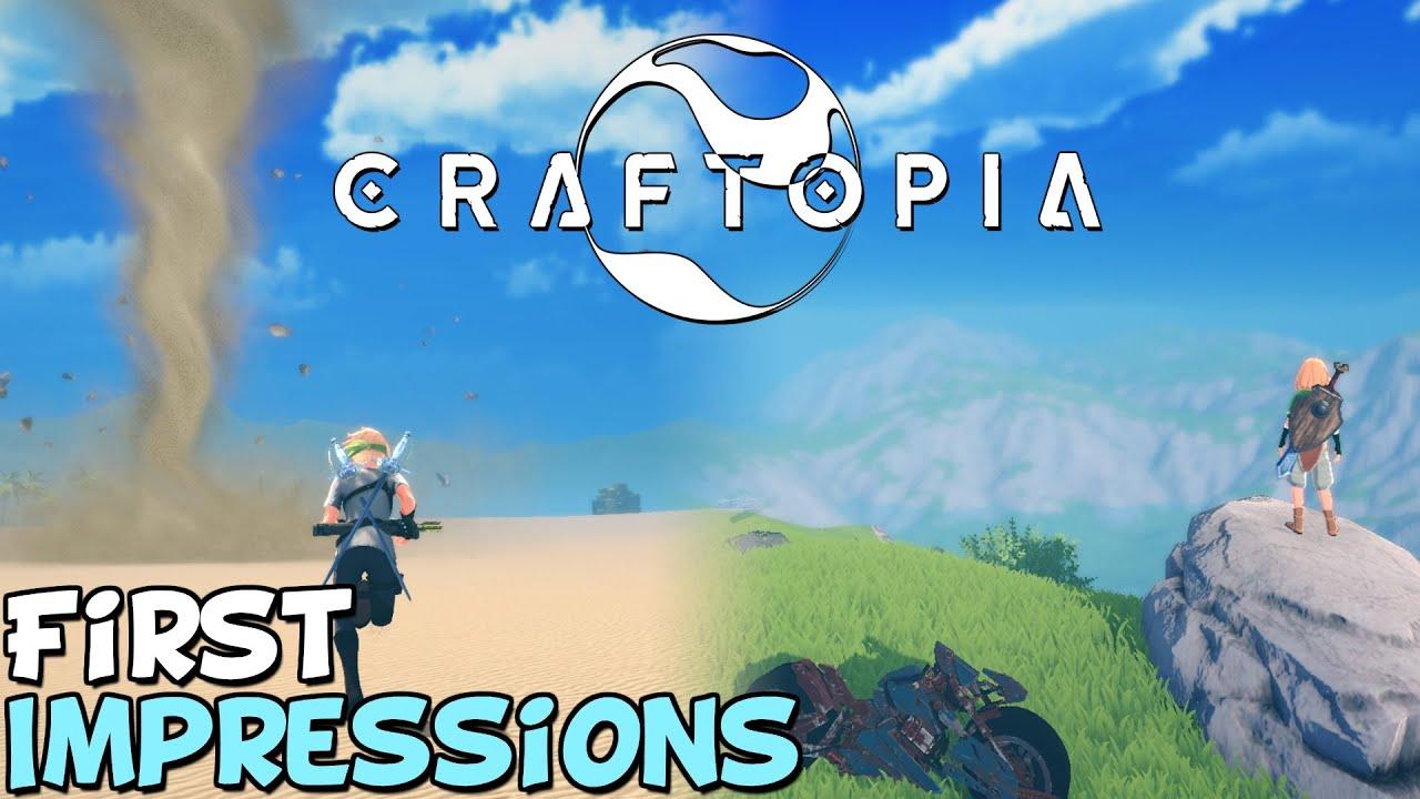 craftopia first impressions