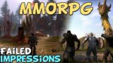 MMORPG Content Struggles – Failed First Impressions