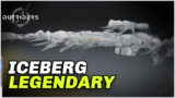 Outriders – THE ICEBERG Legendary Weapon Review