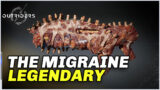 Outriders – THE MIGRAINE Legendary Weapon Review
