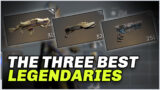 Outriders Demo – Top 3 Best Legendary Weapons