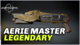 Outriders – AERIE MASTER Legendary Weapon Review