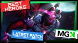 Dota 2 Best Heroes 7.29b