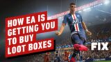 "EA is ""Turning Up the Heat"" to Get FIFA Players to Buy More Loot Boxes – IGN Daily Fix"