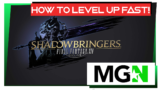 FFXIV – How to level up quickly!