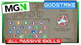 Godstrike – Passive Breakdown + More!