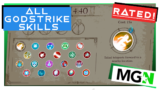 Godstrike – All Skills Rated!