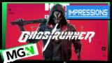 Ghostrunner – MGN Impressions