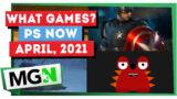PS Now Games – April 2021