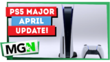 PS5 April Update – New Storage Options & Social Features!