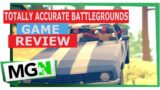 Totally Accurate Battlegrounds – Game Review