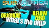 What Differences Should You Know About Subnautica & Below Zero?