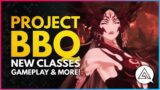 PROJECT BBQ | New Dungeon Fighter Online 3D Gameplay, Classes & More!