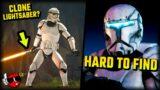 5 INSANE Hidden Easter Eggs in Star Wars Republic Commando