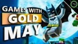 Games With Gold May 2021- Xbox Live Gold